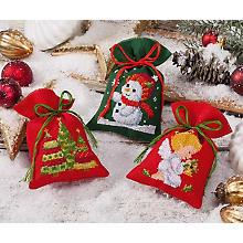 Geschenksäckchen 'Weihnachtsfest'