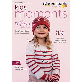 Schachenmayr Heft 'Kids Moments Nr. 037'
