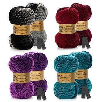 Woll Butt Laine Tiara - Kit tricot pour accessoires