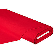 Filz mit Wolle, Stärke 1 mm, rot, 185 cm