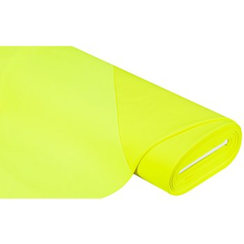 Softshell-Fleece, neongelb