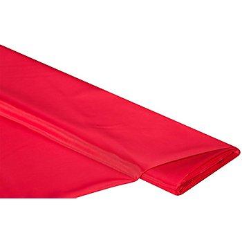 Tissu taffetas pour la doublure, rouge vif