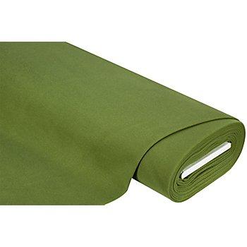 Mantelstoff 'Soft', grün