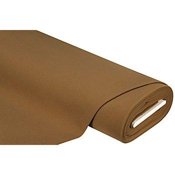 Mantelstoff 'Soft', camel