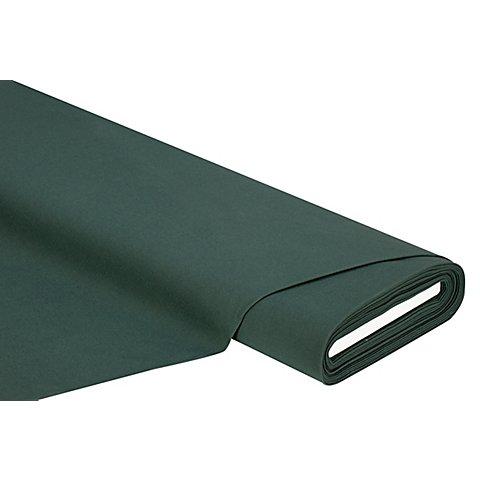 Image of Baumwoll-Canvas, dunkelgrün