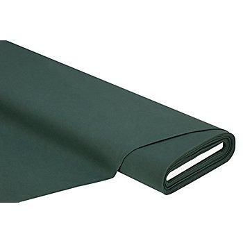 Baumwoll-Canvas, dunkelgrün