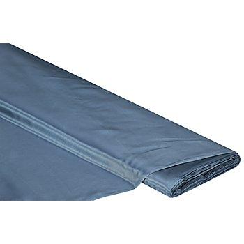 Tissu taffetas de doublure, bleu jeans