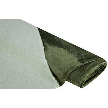 Alpenfleece 'Bicolor', pastellgrün/oliv