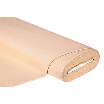 Dekostoff - Struktur-Piqué, puder