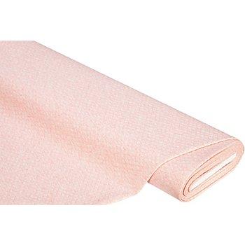 Stepp-Sweat, rosa-melange