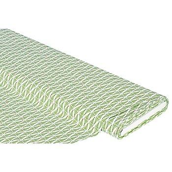 Baumwollstoff Tannenbäume 'Bella', grün-color