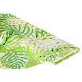 """Abwaschbare Tischwäsche - Wachstuch """"Bambus Blätter"""", grün-color"""