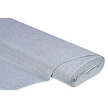 Möbelstoff 'Turin', silber