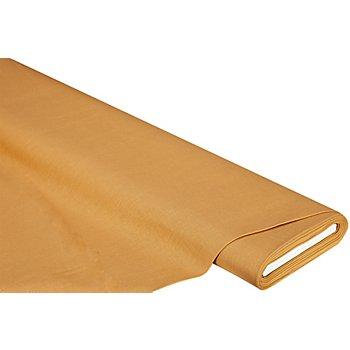 Handarbeitsstoff, caramel, ca. 11 Fäden/cm