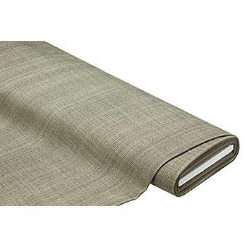 Tissu d'extérieur, taupe chiné