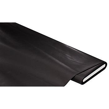 Abwaschbare Tischwäsche - Tafel-Wachstuch, schwarz