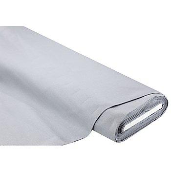 Stick- und Hardangerstoff, grau