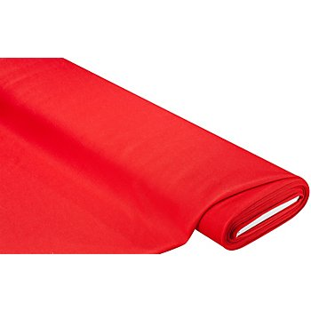 Elastik-Piqué, rot