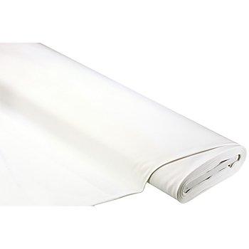 Tissu twill, blanc