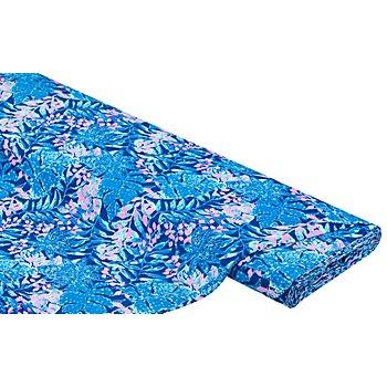 Javanaise 'Zweige', blau/rosa