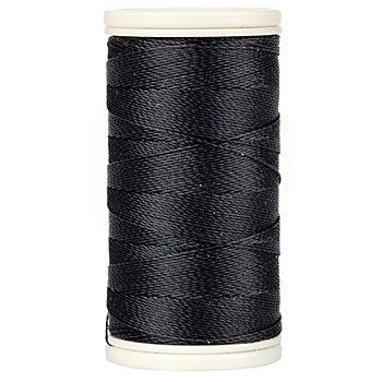 Coats Jeans-Nähgarn, Stärke: 60, 60m-Spule, schwarz