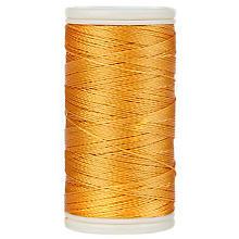 Coats - Fil à coudre pour jeans, ambre, épaisseur : 60, bobine de 60 m