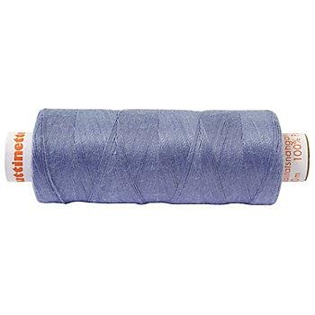 buttinette Fil à coudre universel, bleu clair, grosseur : 100, bobine de 500 m