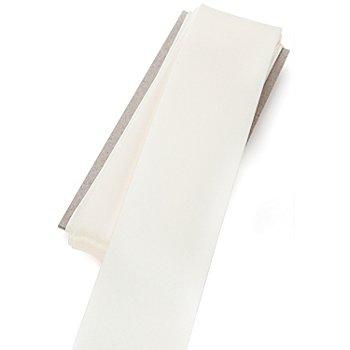 buttinette Satin-Schrägband, ecru, Breite: 3 cm, Länge: 3 m