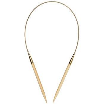 addi Rundstricknadel, Bambus, 40 cm