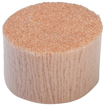 buttinette Acryl-Knüpfgarn, puder, 1000 Fäden