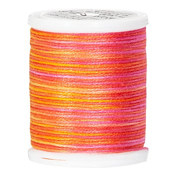 buttinette Multicolor-Sticktwist, rot