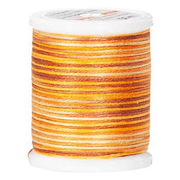 buttinette Multicolor-Sticktwist, orange