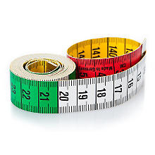 Prym Mètre-ruban de couturière, graduation en cm, longueur : 150 cm