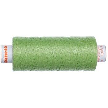 buttinette Universal-Nähgarn, Stärke: 100, 500m-Spule, hellgrün
