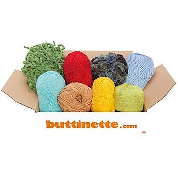 Bastel-Wolle-Paket