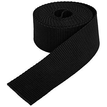 buttinette Taschengurtband, schwarz, Breite: 4 cm, Länge: 3 m