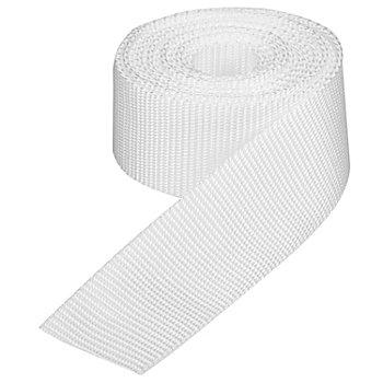buttinette Sangle pour sacs, blanc cassé, largeur : 4 cm, longueur : 3 m