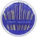 buttinette Nähnadeln, Stärke: 0,70 - 1,1 mm, Länge: 31 - 51 mm, Inhalt: 30 Stück