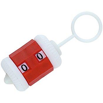 buttinette Universal-Reihenzähler, Größe: 1,5 x 5 cm, Inhalt: 2 Stück