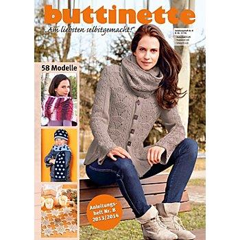 buttinette Anleitungsheft Nr. 8