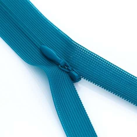 REISVERSCHLUSS nicht teilbar Länge CA.20 cm Grün Ton 39