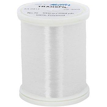 Mettler fil à coudre transparent, clair, grosseur : 70, 1000 m