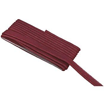 buttinette Passepoil en coton, bordeaux, Ø 2,4 mm, 5 m