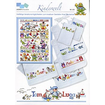 Stickvorlage 'Kinderwelt'