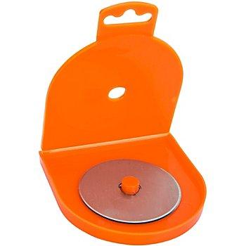 buttinette Ersatzklingen, Ø 45 mm, Inhalt: 4 Stück