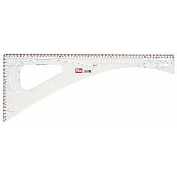 Prym Schneiderlineal, in cm-Einheit, Größe: 60,5 x 24,5 cm