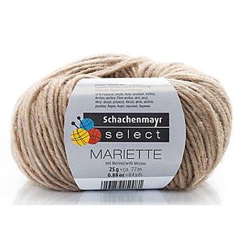 Schachenmayr select Mariette - Modegarn, leinen