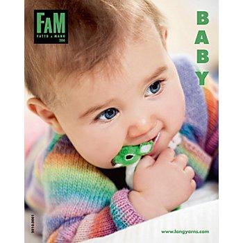 Magazine Lang Yarns FAM 206 'Baby'