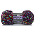 KKK Wolle Sensitive Socks Color - für Wollallergiker