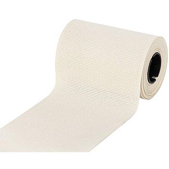 Aida-Stickband, natur, Breite: 10 cm, 5m-Rolle